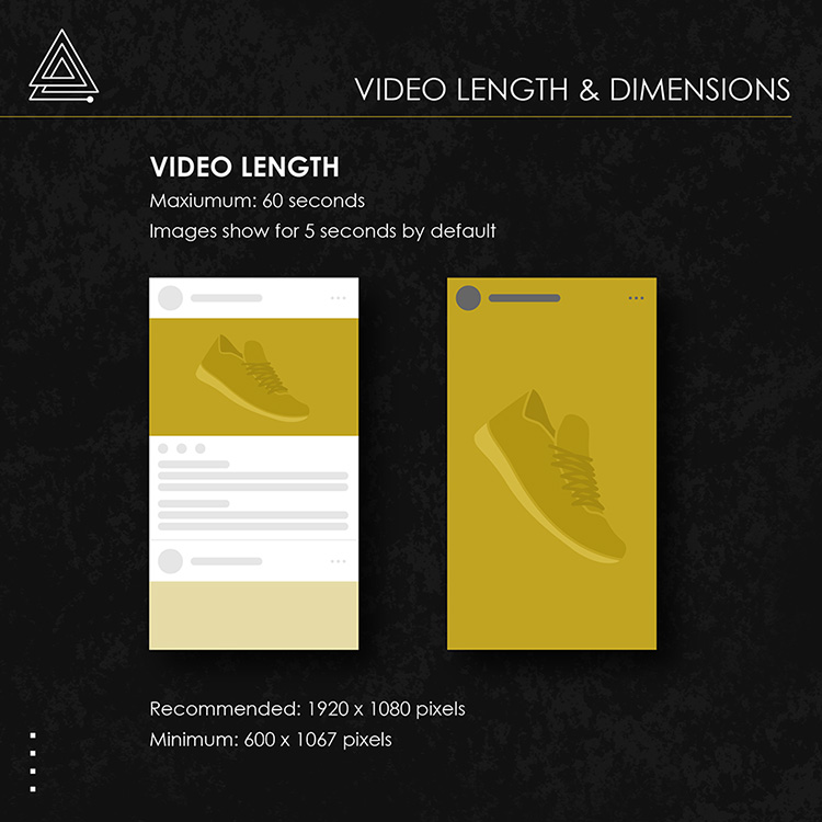 instagram video length and dimensions